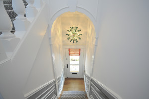 Cow Hollow Home Remodel Stairway